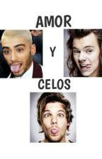 Amor y celos (Louis, Zayn, Harry y tu) by ForeverMagcon1D