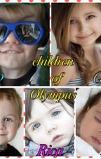 Children of Olympus Ultimate Guide by RJDM2253