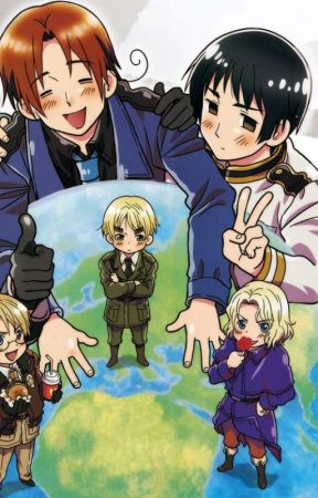 Various Hetalia X Reader - Father!America X Adopted!Well