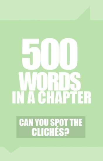 500 Words in a Chapter