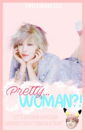 Pretty... WOMAN?! by Chellibabesss