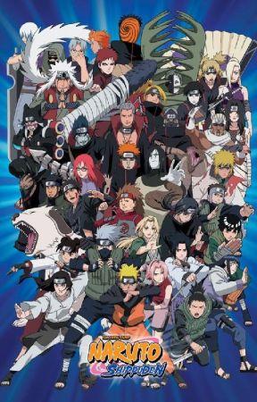 Adventures With Suzuki Ahmya: The Beginning; Entering Naruto by DylanPosey360