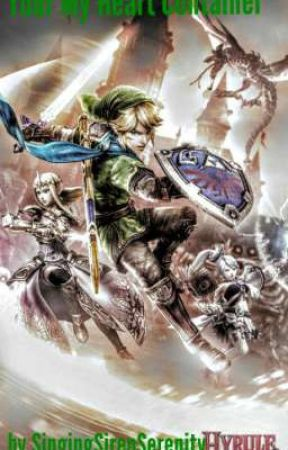 Your My Heart Container Hyrule Warriors X Reader Chapter 6 Warning Lemon Wattpad