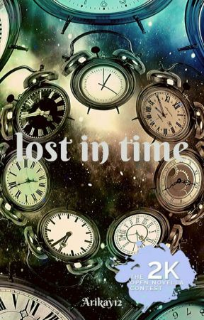 Lost in time by arikay12
