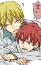 Akashi x Reader x Kise by Weird_Pizza
