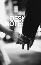 desk notes ⚓ a.i. au by punkrockmuke_