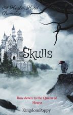 Skulls [Hazbin Hotel Romance] by KingdomPoppy