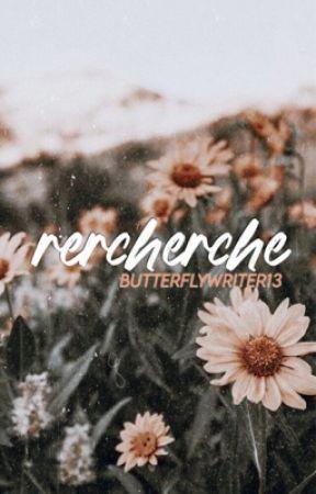 𝘳𝘦𝘤𝘩𝘦𝘳𝘤𝘩𝘦    𝘳𝘰𝘭𝘦𝘱𝘭𝘢𝘺 by ButterflyWriter13