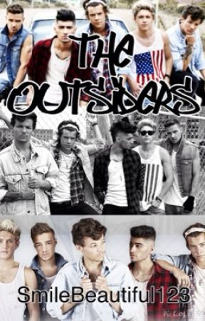 the outsiders characters