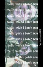 i really wish i hated you ☠ -RUBIUS & VEGETTA- [NOT RUBEGETTA] by darkp4r4dise