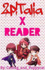 2p X Reader by Catbug_and_Puppycat