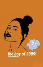 The Boy Of 2009 || ONC 2020. by bluqueenmelanin