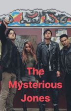 The Mysterious Jones' by Jellybean152636