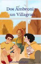 Dos Ambronis y un Villagran by AdictaAlCafeyAti