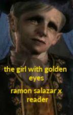 ramon salazar x reader by NightWolf423