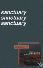 sanctuary || d. wayne by Skyrocknrolla