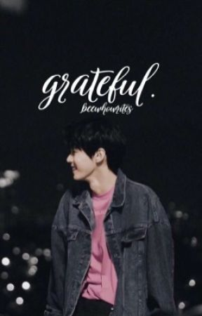 grateful ; DOJAE by beewhowrites