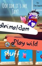 Animal jam play wild stuff by JayWabbitTheOddOne