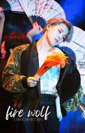 Fire Wolf || PJM, KNJ & KTH by chimchimicorn