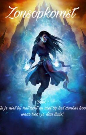Zonsopkomst -boek 1 van de Lydia kronieken by Bookquotesandseries