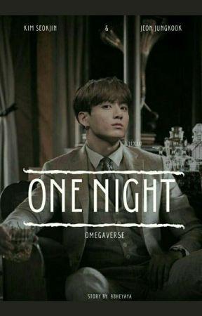 One night(JinKook) by 98heyaya