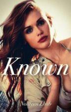 Known by Noureeeeen