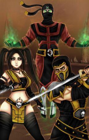 Araceli Kahn (Mortal Kombat OC) - Historias cortas (ESP) by Scorpion-Ermac-MK