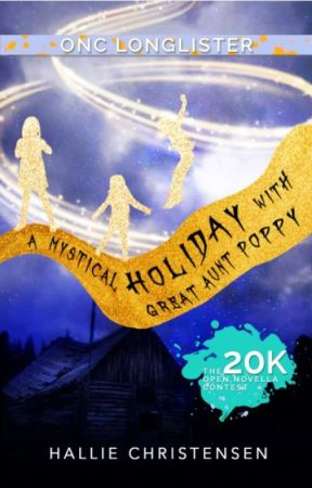 A Mystical Holiday with Great Aunt Poppy | ONC 2020 by HallieChristensen