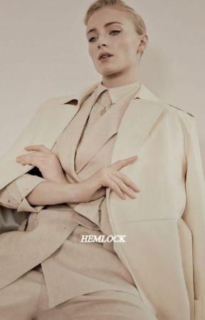 HEMLOCK ─── draco malfoy. by godkllers
