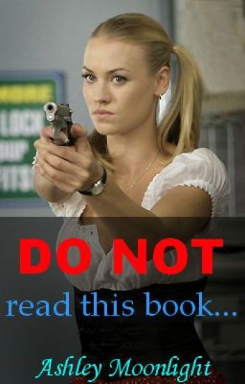 DO NOT read this book!!! (seriously, I'm not kidding)
