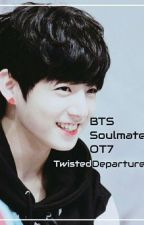 BTS Soulmates AU by TwistedDeparture
