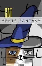 Cat meets fantasy, czyli absurdy fantastyki by MalyKurew