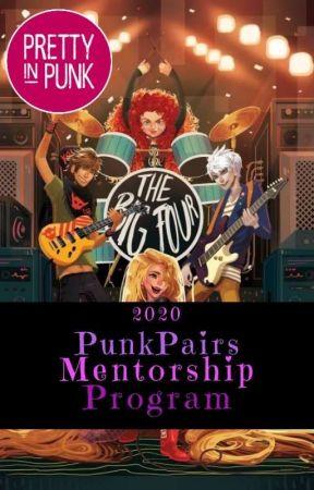 PunkPairs Mentorship Program by PrettyInPunkBookClub