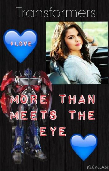 More than meets the eye A Optimus Prime Love Story