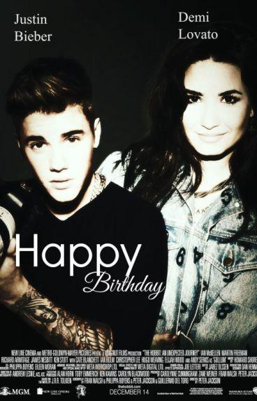 Happy Birthday  One Shoot  《Justin Bieber y Tu》