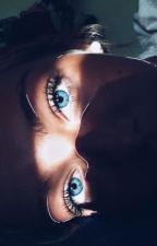 Blue Eyed Goddess by Tahlia-aja