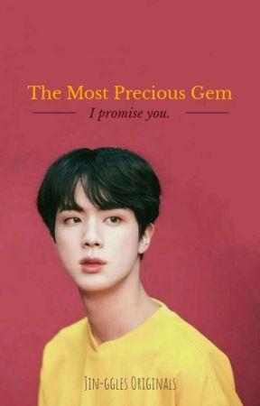The Most Precious Gem || ksj x bts || by jin-ggles