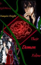 Their Demon feline (Vampire Knight) by NightMercy