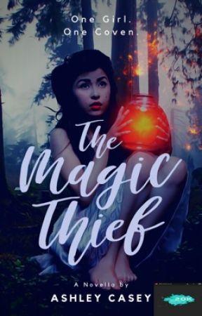 The Magic Thief by Maraudin