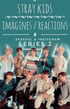 Stray Kids imagines / reactions. Series 2 by skzsoul