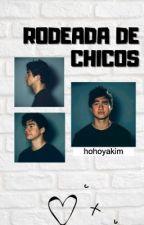 Rodeada de chicos || Calum Hood y ___ || TERMINADA by nilumhoodhoran