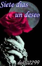 Mini fanfic / Wigetta: Siete días, un deseo. by dai002299