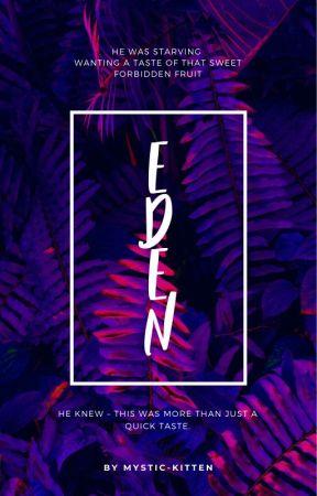 Eden ︳Dabi by Mystic-Kitten-Writer