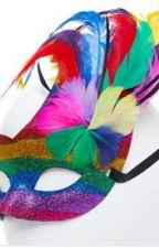 🏳️🌈 Pride Masks 🏳️🌈 by Renny_Ren_Art