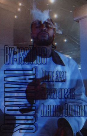 SURVIVAL  by IssaTigg