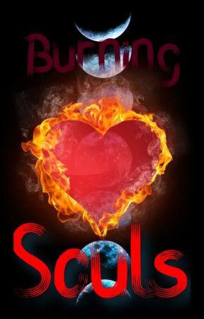 Burning Souls (SansxReader) by SpaceKidAesthetic