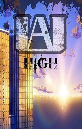 U.A. High |RPG| [Restart] by Sketchbook_6114