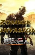 Zombie invasion by zombie_NIVA