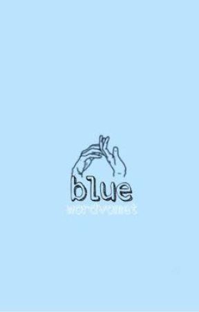 blue by wordvomet