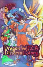 Dragon Ball Z:Another Story  by DariusBundl